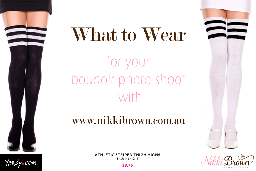 what to bring to your boudoir shoot